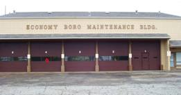 Maintenance Building